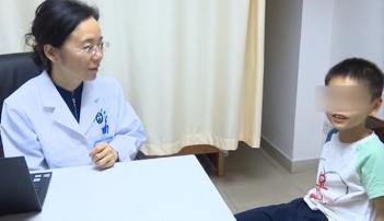 [2019-06-03]健康生活:健康问答 健康粉丝求助:孩子为何突然性情大变