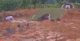 河源紫金:大胆!有村民公然毁林建坟