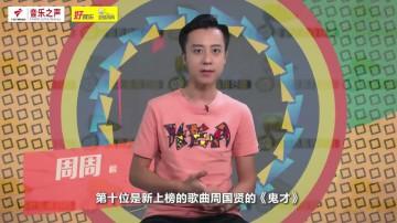 粤语歌曲排行榜2019年第32期