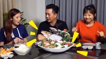 [2019-09-24]我爱返寻味:品尝海味套餐