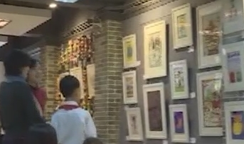 [2020-01-15]南方小记者:艺术作品展遇见童心遇见美好