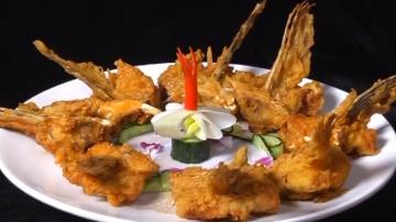 烹飪:酥炸魚雞
