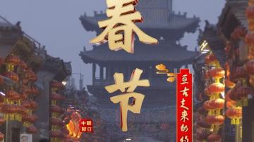 中国节日(12)春节