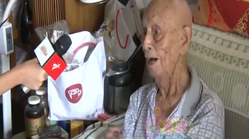 [2020-08-31]南方小记者:小记者探访广州百岁抗战老兵