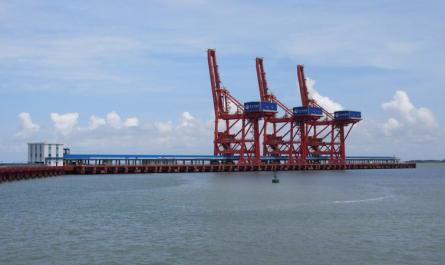 广东:南沙自贸区贸易便利化 促建全国最大汽车码头