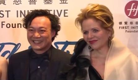 陈奕迅和芮妮·弗莱明合作大呼兴奋到紧张