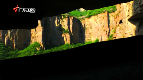 绝壁长廊 —— 凿出来的幸福生活(一)