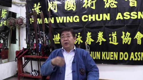 问答刘功成:作为杰出民间人士你觉得香港可以如何推广咏春拳?