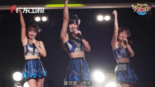 SNH48总决选花絮-BEJ48