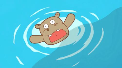 《非游泳区很危险 请勿私自去游泳》