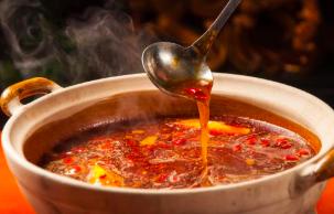 火锅汤底不能喝?