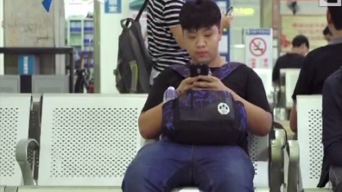 [2019-05-09]下一站故乡:在阳春车站寻找带我回故乡的陌生人