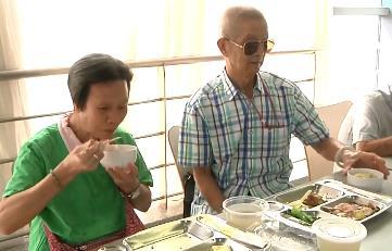 长者饭堂的意义不仅在于吃饭