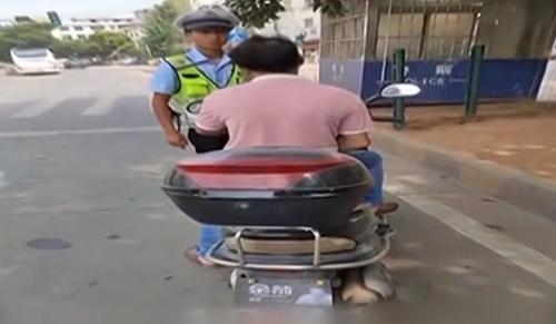 [2019-10-26]城事特搜:男子不满处罚袭警 被刑拘