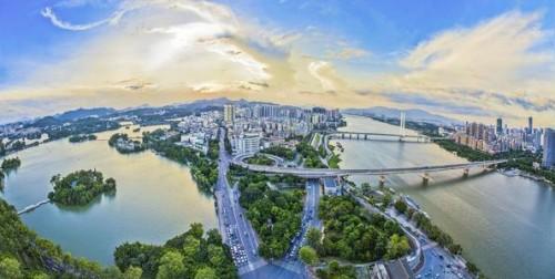 惠州:建立五級河湖長體系 壓緊壓實河長湖長責任
