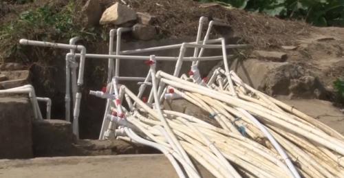 连州:一口井60户抽水 镇政府称无能为力