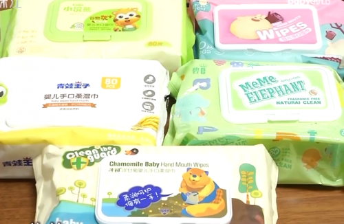 深圳:5款热销婴幼儿湿巾样品被检出致癌物