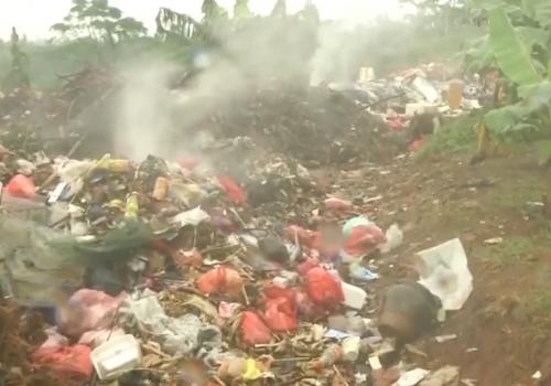一线独家调查:湛江徐闻 填埋场就地处理垃圾 焚烧污染困扰村民