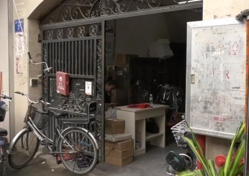 广州天河:小区24小时对外开放 有两个物管?