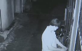 佛山南海:三两秒开锁盗窃 乔装打扮反侦查