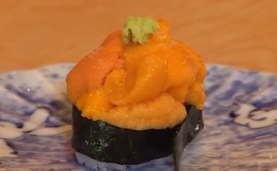 [2019-12-09]我爱返寻味:左口鱼配海胆酱刺身