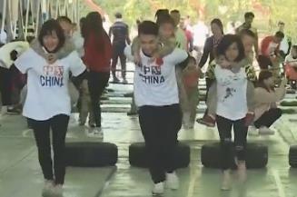 [2019-12-17]南方小记者:童畅金沙湾幼儿园亲子运动会圆满举办
