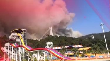 [HD][2019-12-07]今日关注:高明山火昨晚已得控制 现场仍有少量明火