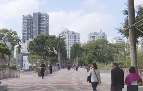 """深圳首个5G智慧公园亮相 多项""""黑科技""""提升游园体验"""
