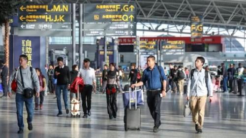 2020年春运预计全国旅客发送量约30亿人次