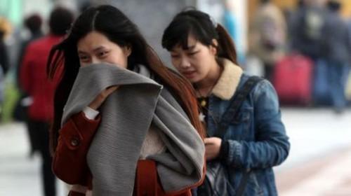 元旦假期天氣:冷空氣逐漸南下 今晚廣東中南部轉涼