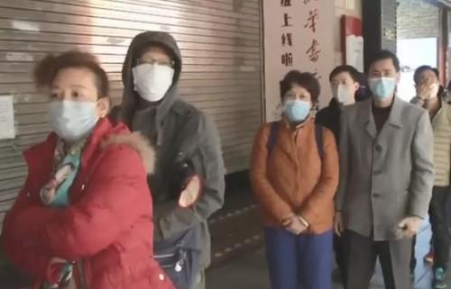 广州:网上谣言致药店停开?今天仍有口罩卖