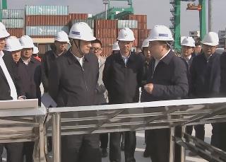马兴瑞出席汕头高铁站枢纽一体化工程项目启动活动并调研 发扬特区精神 打造现代化沿海经济带重要发展极