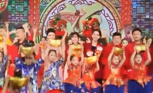 大放笑彈迎鼠年:珠江頻道除夕晚會的搞笑擔當登場!