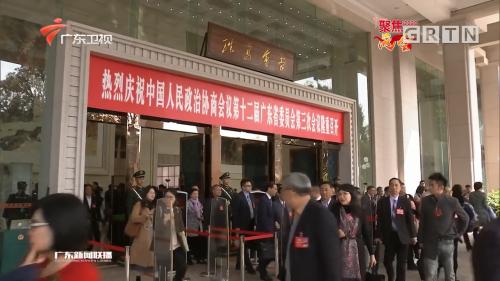 政协开幕式会后采访综合