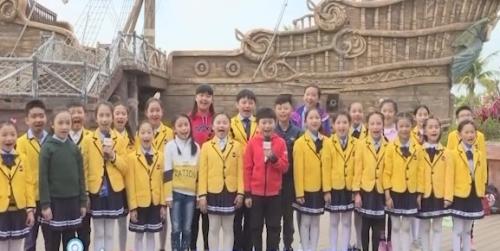 [2020-01-21]南方小記者:十佳南方小記者評選在珠海星樂度露營小鎮火熱舉辦
