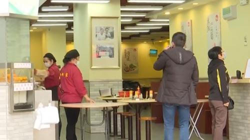 廣州:多區餐飲暫停堂食 僅保留外賣不得開包房