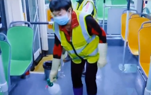 [HD][2020-02-13]社会纵横特别节目:全民战疫 张泽兰 一位环卫工人的抗疫日志