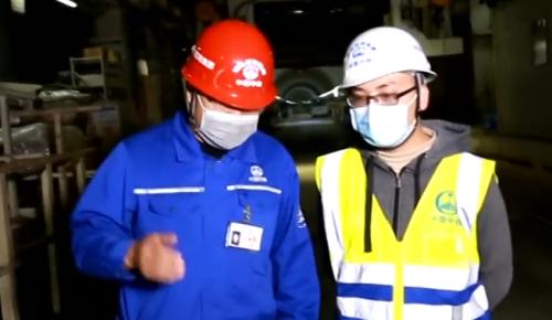 "[HD][2020-02-26]社会纵横特别节目:全民战疫 重大工程复工 疫情下的隧道""尖刀班"""