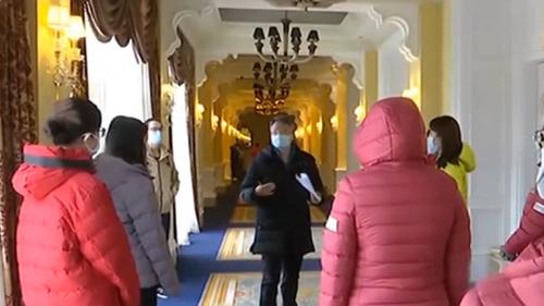 中山大學醫療隊 已接手武漢協和醫院重癥病區