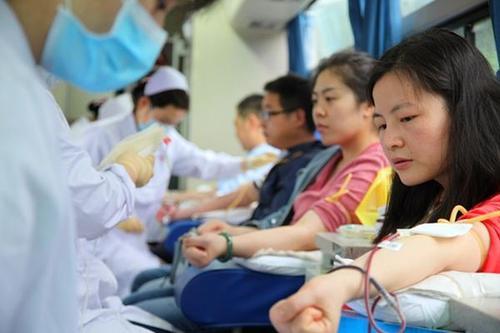 血库告急!血液中心呼吁市民捐血