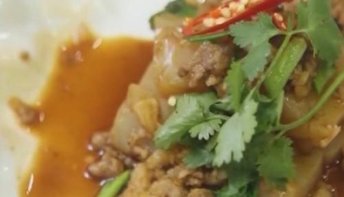 大廚每周一膳:肉碎蝦米醬煮魔芋
