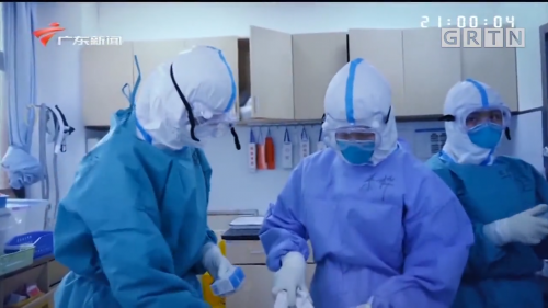 [HD][2020-02-19]社会纵横特别节目:全民战疫 警医夫妻 并肩战疫