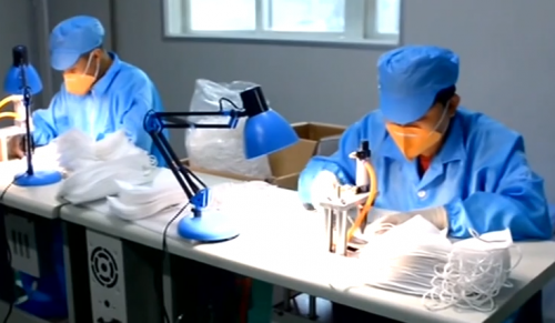 [HD][2020-03-18]社会纵横特别节目:全民抗疫 惠州 联合攻关 可重复使用的口罩面世