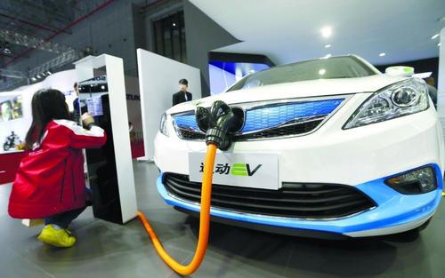 广州购买新能源车给予每车1万元综合性补贴