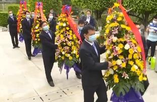 广州:银河公墓今起推出网上拜祭平台