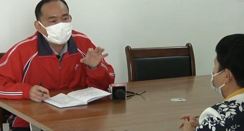 记者黄伟浩:15年磨一剑