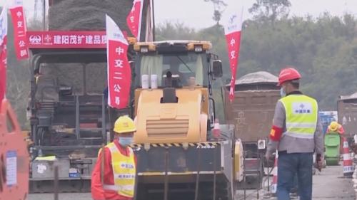 广东:基建项目稳步复工