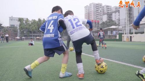 愿望成真(6) 我有一个足球梦