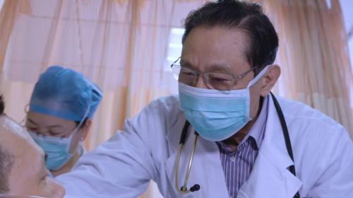 纪录片:钟南山