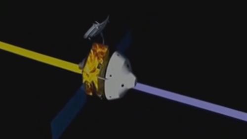 """我國火星探測起點高 一次完成""""繞 落 巡""""三大任務"""